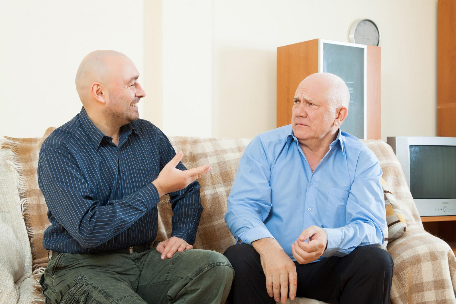 5 Tips for Helping Seniors Accept In-Home Care