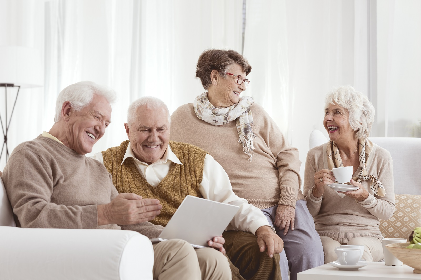 Staying Socially Active as You Age