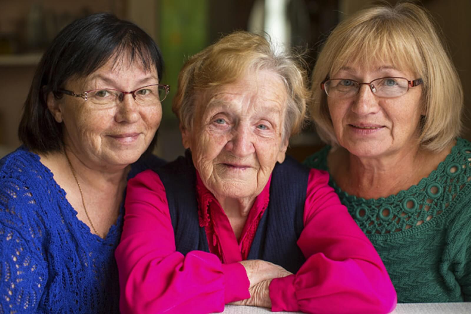 Getting Family to Assist with Aging Parents