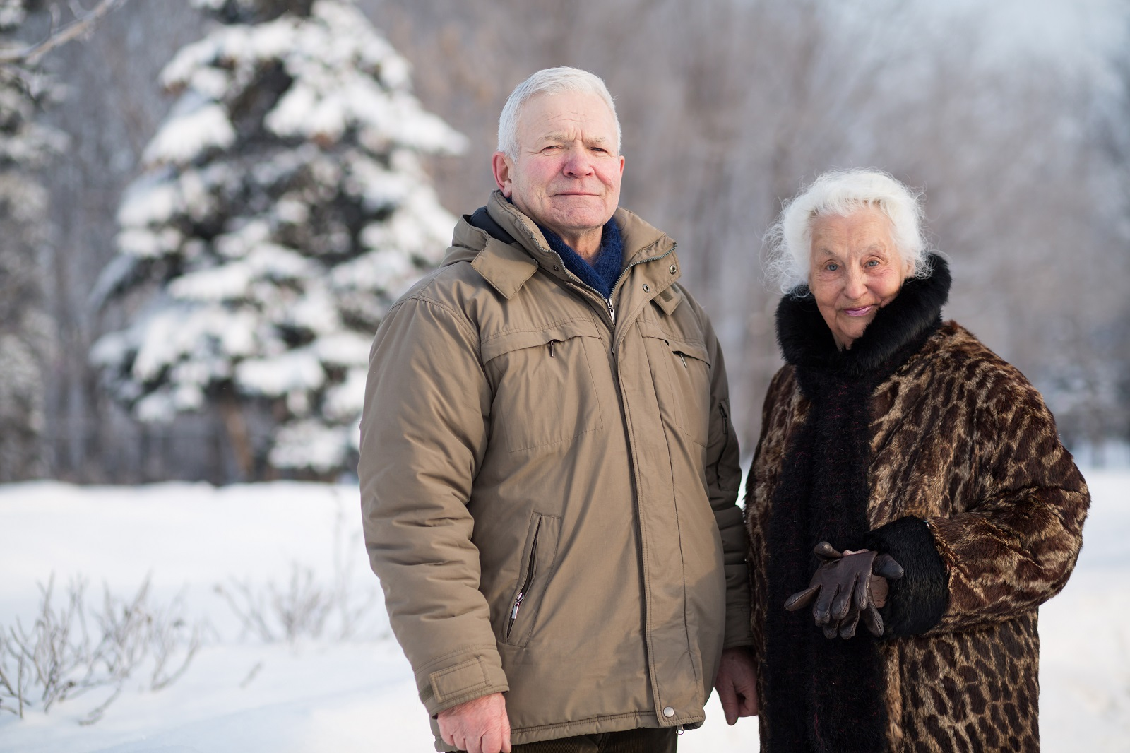 How Seniors Can Avoid the Hazards of Winter