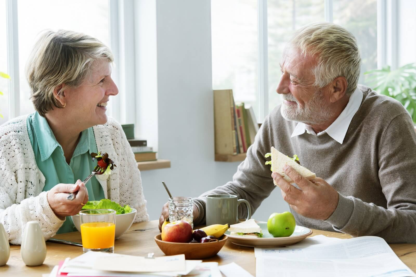 Proper Diet for Seniors with Diabetes