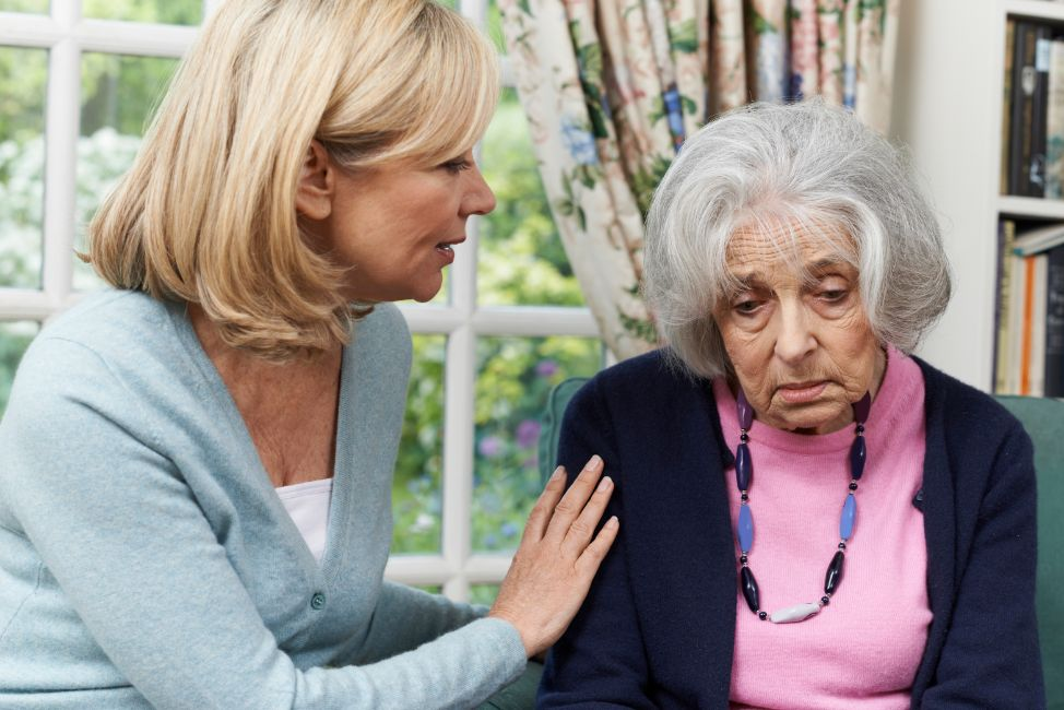Helping Senior Loved Ones Deal with Depression