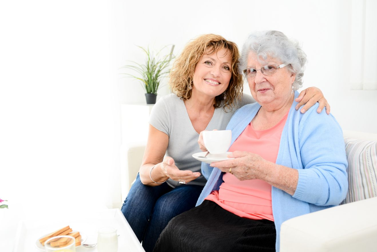 Tips for Managing Caregiver Stress